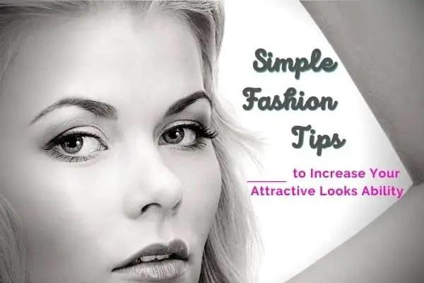 Simple Fashion Tips 2021
