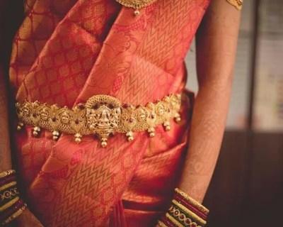 Kamarbandh wedding jewllwery
