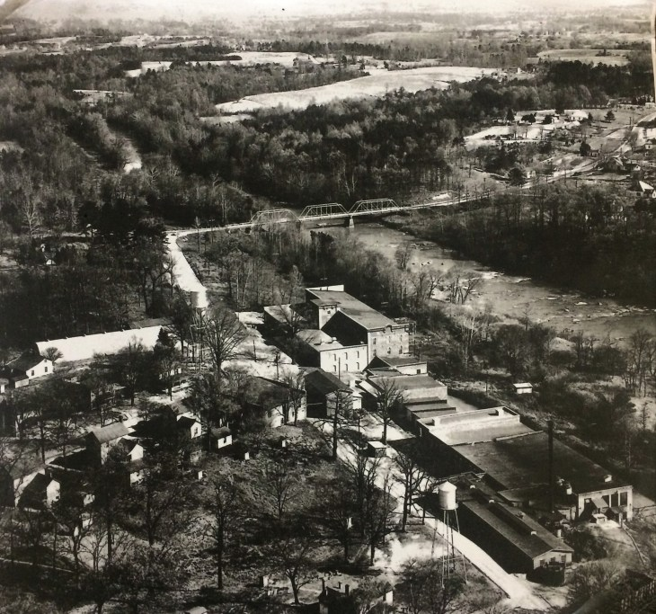 thm sm arial view of mill village