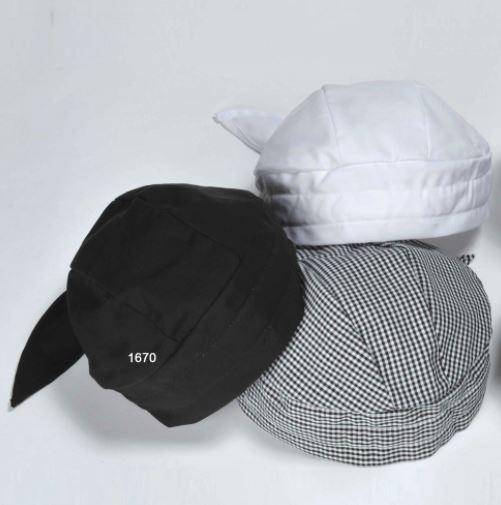 kitchen hats lowes cabinet hardware bc textile innovations chef buy bandannas fs1670