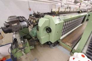 sulzer projectile weaving machine