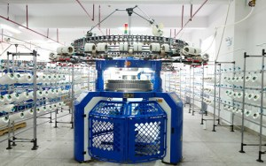 Electrical Interlock Circular Knitting Machine