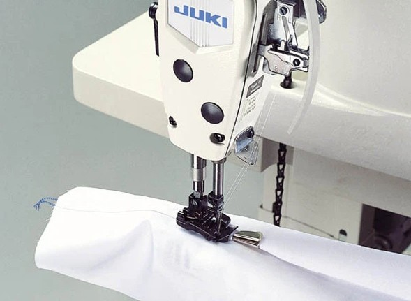sewing by feed off the arm machine