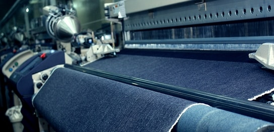 Denim manufacturing