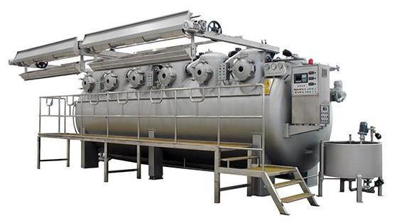 High temperature high pressure Soft flow dyeing machine