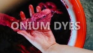 onium dyes