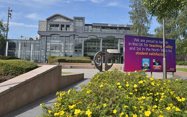 The University of Bolton