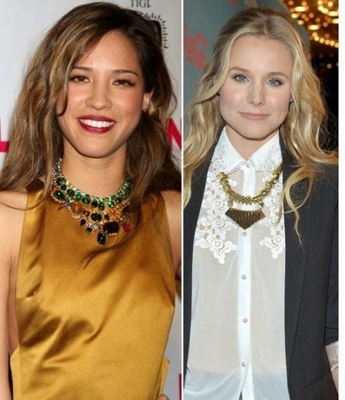 Statement Necklace Fashion Trend