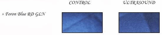 Disperse dyes foron blue 1