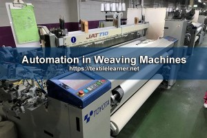 Automation in Weaving Machines