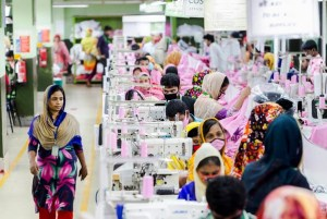 textile and garment industries in Bangladesh