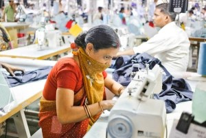 indian garment industry