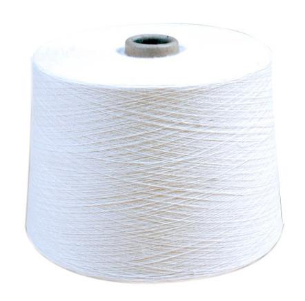 Hosiery white yarn