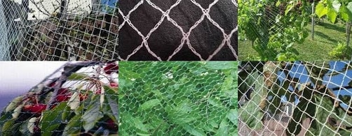 Monofil nets