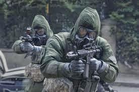 Battlefield standard Biohazard Survival Suits