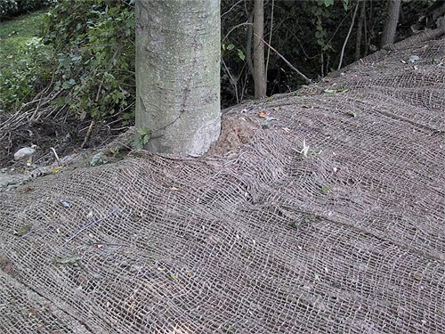 Ecological protection textiles