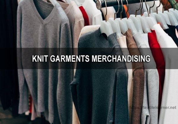 knit garments merchandising