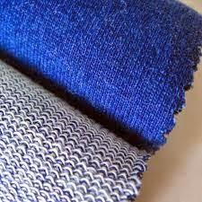 Terry Denim Fabric