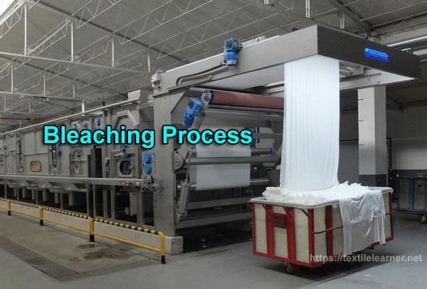 fabric bleaching process
