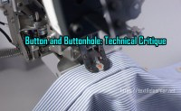 Button and Buttonhole: Types, Techniques and Machines