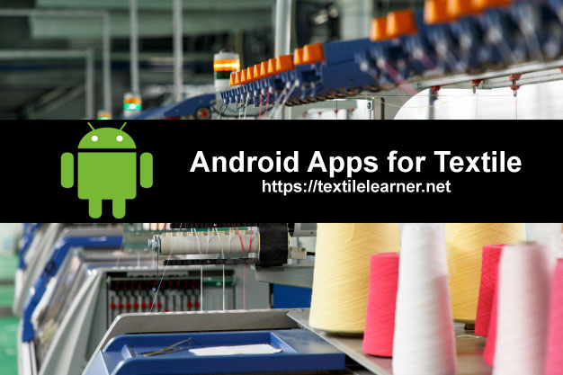 textile android apps