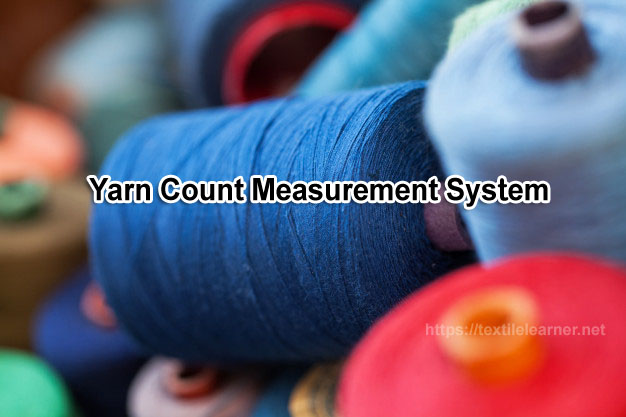 Yarn Count Measurement System