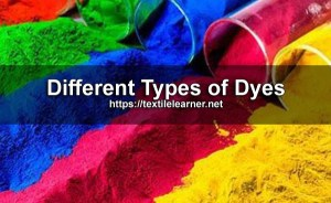 different types of dyes