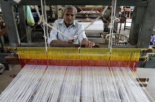Indian Weaving Industry