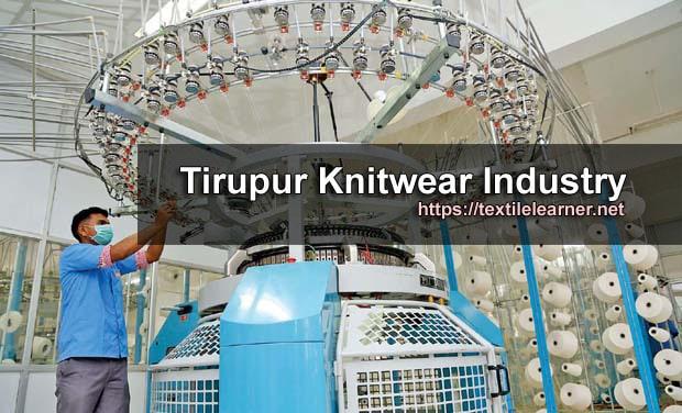 tirupur knitwear industry