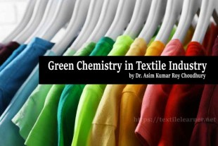 Green Chemistry in Textile industry
