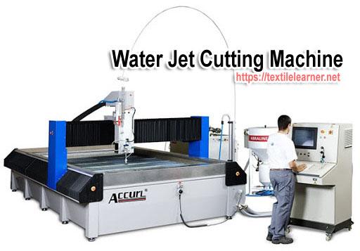 Water Jet fabric Cutting Machine