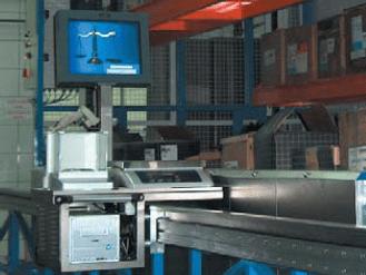 Powder Dye Storage & Weighing System