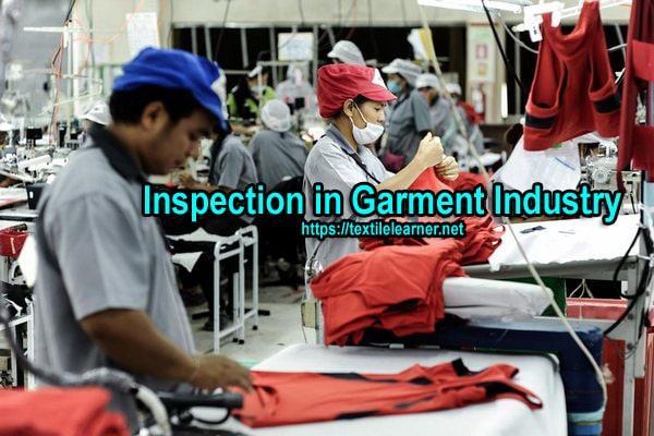 Stages of Inspection in Garment Industry