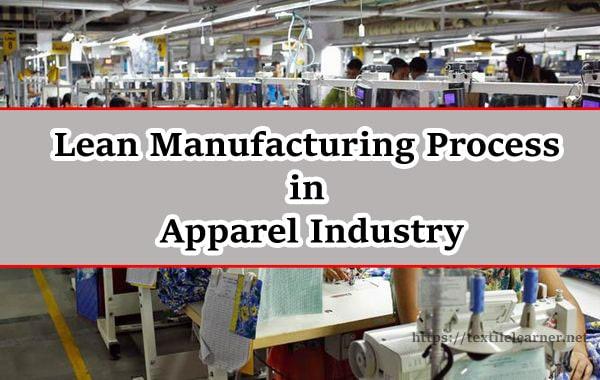 Lean Manufacturing Process