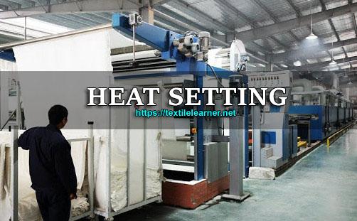 Degree of Heat Setting