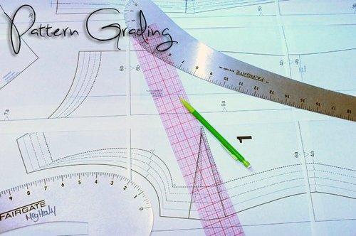 garment pattern grading