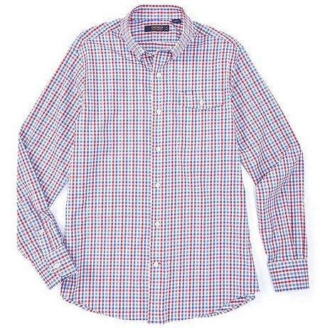 Long Sleeve Woven Shirt