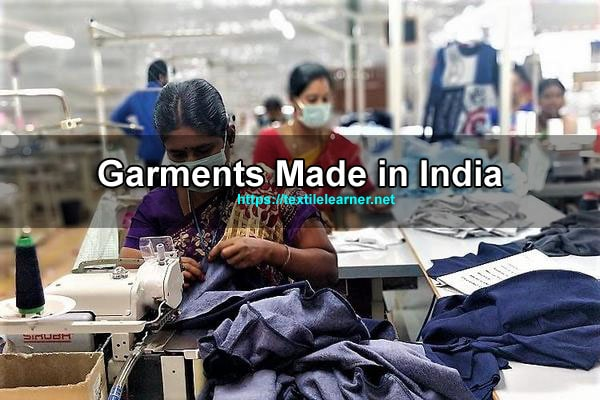 garments made in india