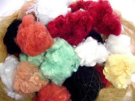 Different Types of Man Made Fibers