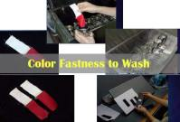 How to Determine Color Fastness to Wash