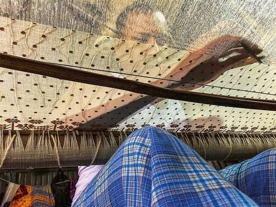 weaving of dhakai muslin
