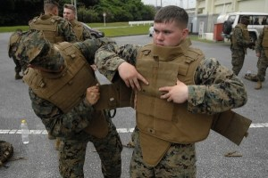 anti ballistic body armour
