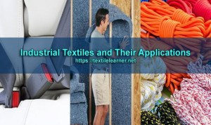 uses of Industrial Textiles