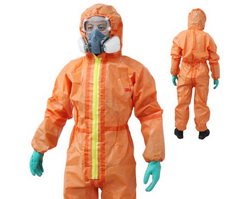 Radiation Protective Textiles