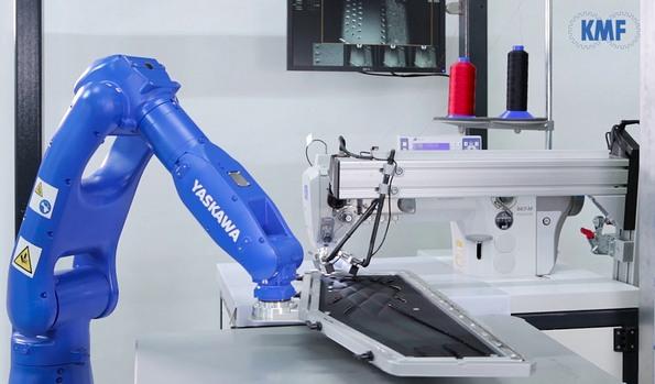 Robotics in Garment Manufacturing