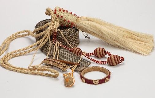 jute accessories