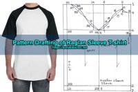 Pattern Drafting of Raglan Sleeve T-shirt