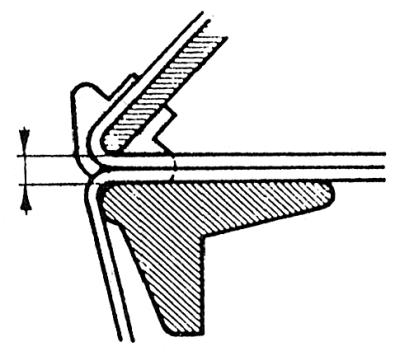 Spacer in simplex