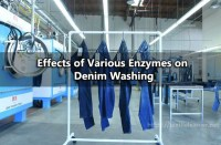 Effects of Various Enzymes on Denim Garment Washing