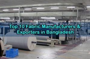 fabric manufacturers in bangladesh